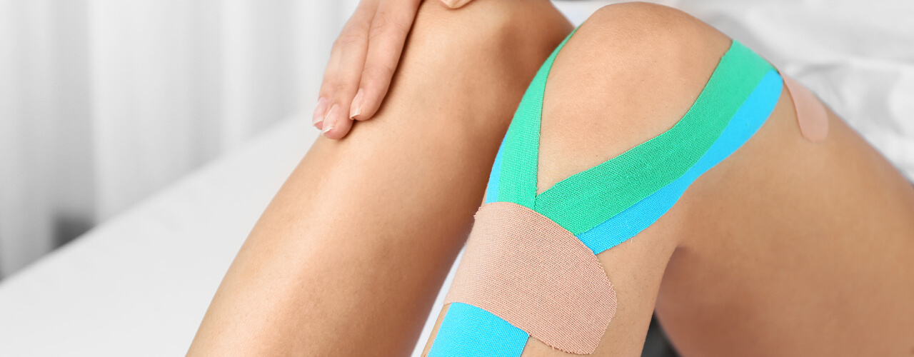 kinesio taping Idaho Spine and Sports Physical Therapy Boise & Meridian, ID